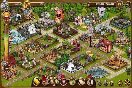weiterer Zoo aus dem Browsergame ZooMumba