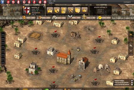 Castle Fight Siedlung