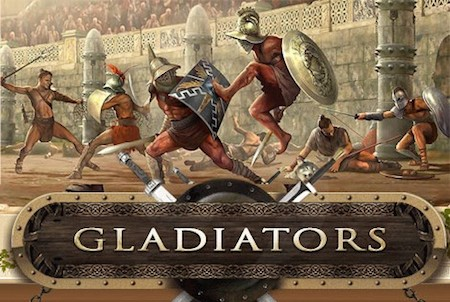 Gladiators Wallpaper