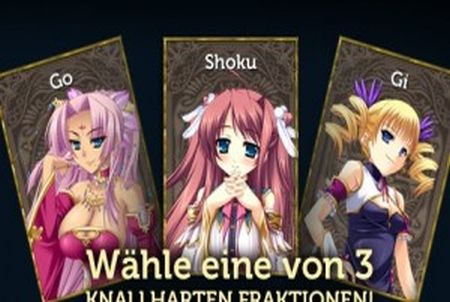 Koihime Musou Fraktionswahl