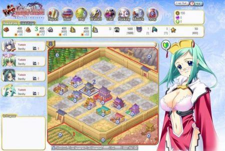 Dorfausbau bei Koihime Musou