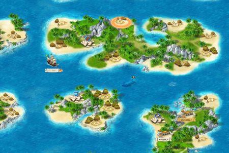 dein reich besteht aus vielen Inseln