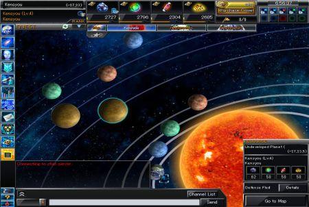 ein umfassendes Sternensystem