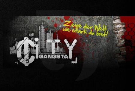ein Screenshot des Browsergames City Gangsta
