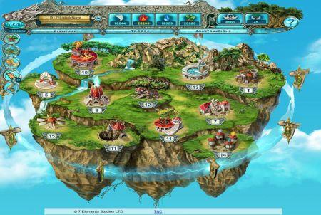 Indel aus dem Browsergame God of Axion