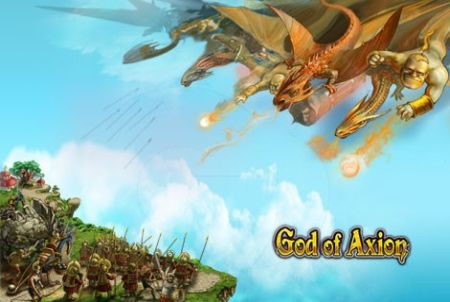 Logo des Browsergames God of Axion