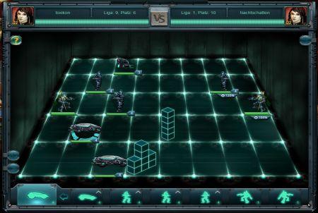 Spielaufbau bei Future Torpia