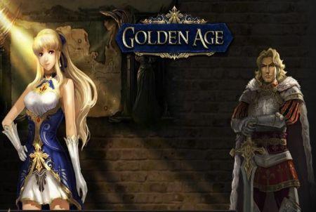 Logo des Browsergames Golden Age