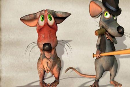 verschiedene Charaktere im Browsergame Mice Mafia