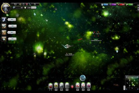 Expedition beim Browsergame Nova Raider