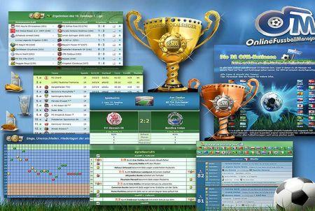 Statistiken bei OFM - Online Fussball Manager
