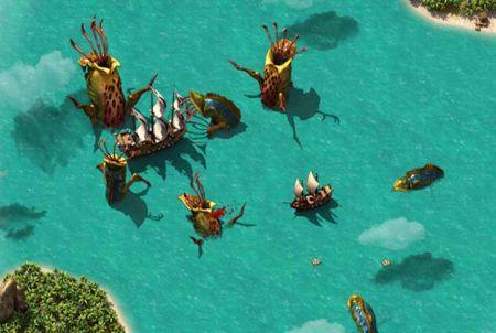 Allianzen sind bei Pirate Storm besonders wichtig