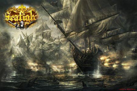 Werbebild Seafight