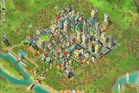 Rising Cities Expansion
