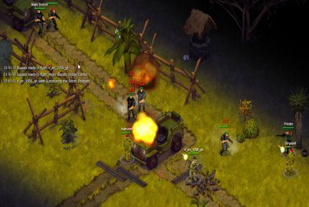 Schlacht bei Riot Zone