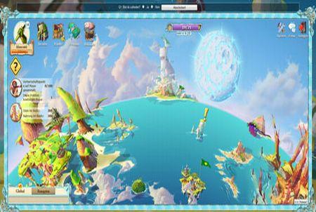 Skylancer Globus
