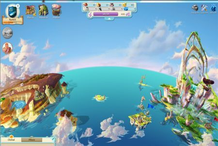 Skylancer Inselkrieg