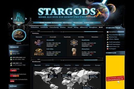 Ausbau bei Stargods