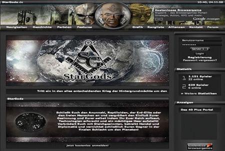 Stargods Gameplay