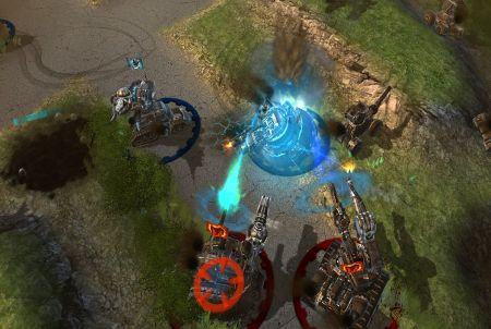 Steel Legions Schlacht