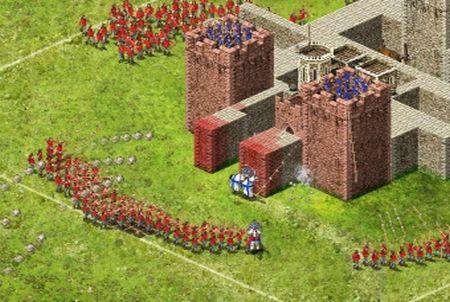 Stronghold Kingdoms Belagerung