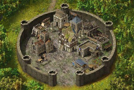 Stronghold Kingdoms Festung