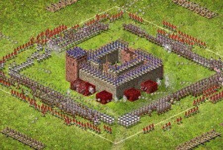 Armee aus dem Browsergame Stronghold Kingdoms