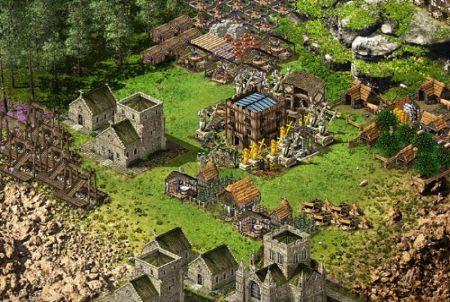 Stronghold Kingdoms Rohstoff Abbau