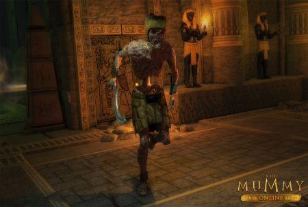 echte Mumie aus The Mummy Online