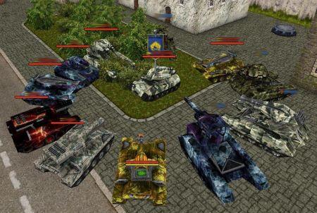 Tanki Online Panzer