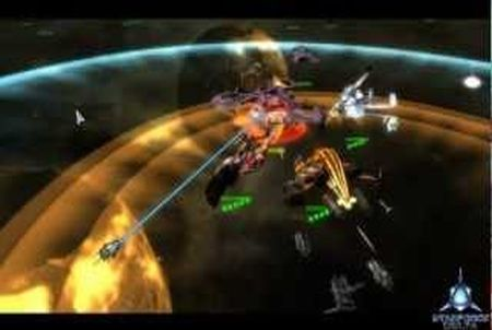 Kampfszene aus Starforce Delta