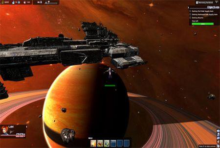 Starforce Delta Umlaufbahn