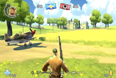 Battlefield Heroes Flieger