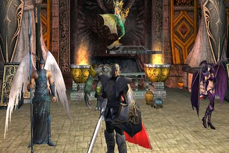Charaktere aus Avalon Heroes