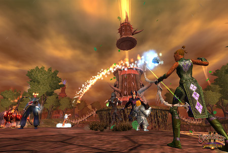 Magie bei Everquest 2