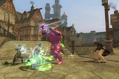 Ungeheuer aus dem Game Everquest 2