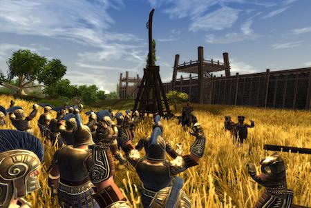 Belagerung bei Age of Conan