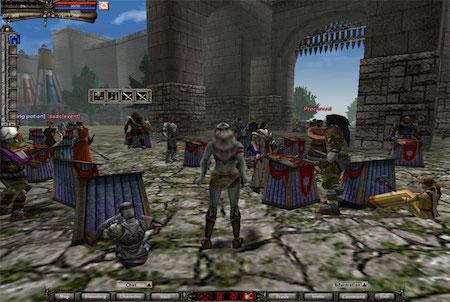 Knight Online Burgleben