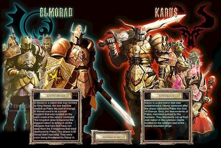 Knight Online Rassenwahl