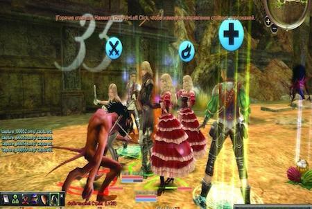 Granado Espada Resurrection Massenkampf