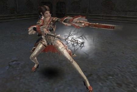 Granado Espada Resurrection Spezialattacke