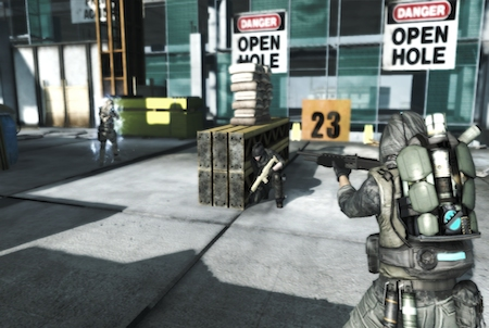 Tom Clancy's Ghost Recon Online Einsatz