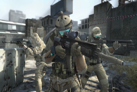 Tom Clancy's Ghost Recon Online Mission