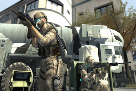 Tom Clancy's Ghost Recon Online Soldaten