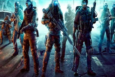 Tom Clancy's Ghost Recon Online vor dem Einsatz