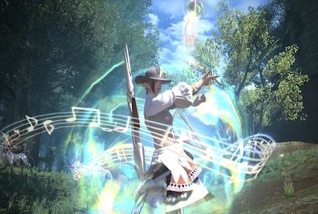 Final Fantasy XIV Charakter