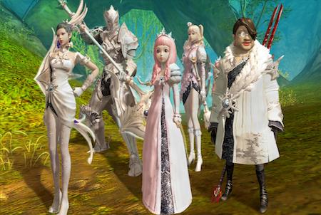 Charaktere aus Aion