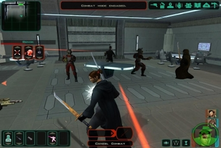 Star Wars The Old Republic Teamfight