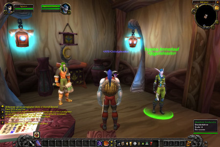 World of Warcraft Gilde