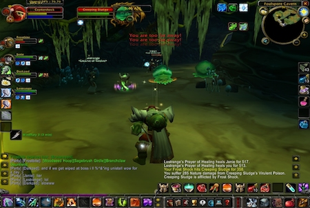 Player versus Player bei World of Warcraft
